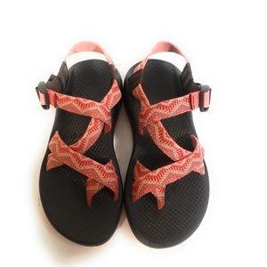 Chaco J105426 Women Sport Toe Ring Sandals Sz 7